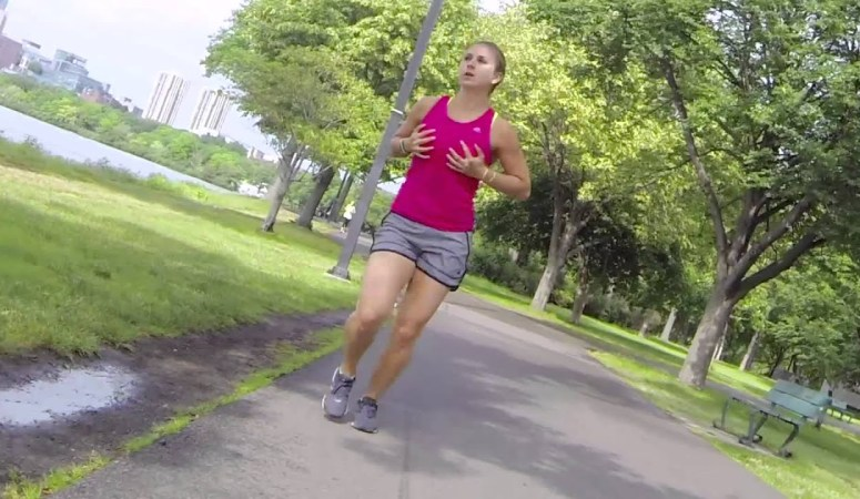 Sh*t Girls Say While Running