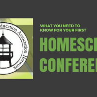 What You Need to Know for Your First Homeschool Conference