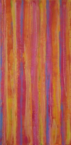 Pink Lavish 2'x4' SOLD
