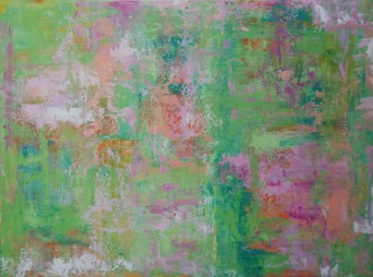 Pink and Green Delight SOLD