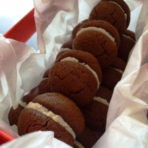 choc cream biscuits gift box