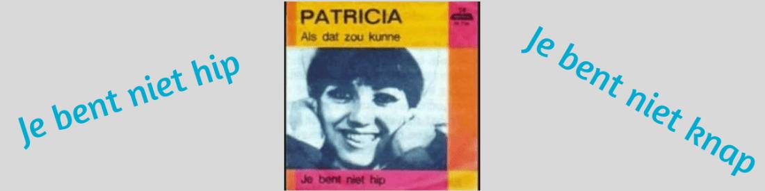 Sarah Gezien, muziek november 1967 met Patricia Paay