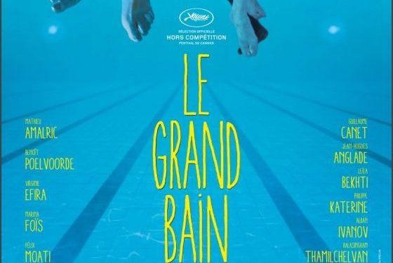 Filmtip: Le Grand Bain (regie: Gilles Lellouche)