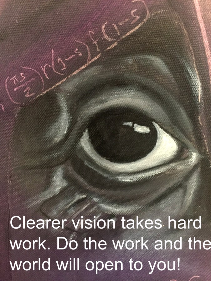 sarah hale folger clearer vision - Cultivate your inner genius!