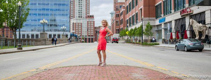 Sarah Hale Folger. JP Downtown