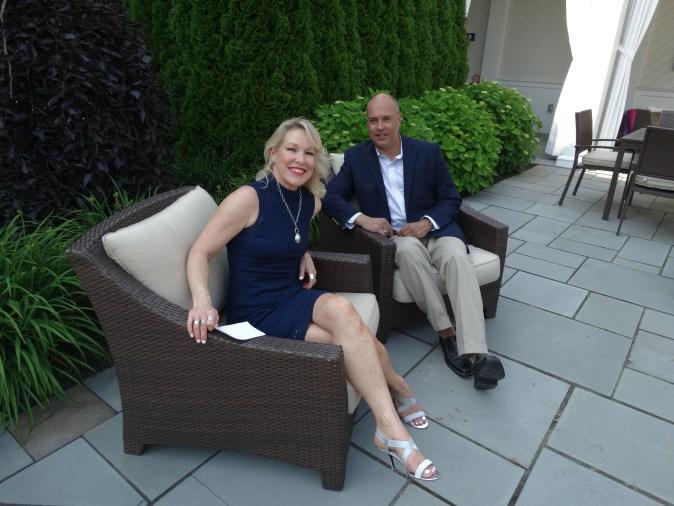 sarah hale folger giovanni feroce 1 - My Conversation with Entrepreneur, Giovanni Feroce.