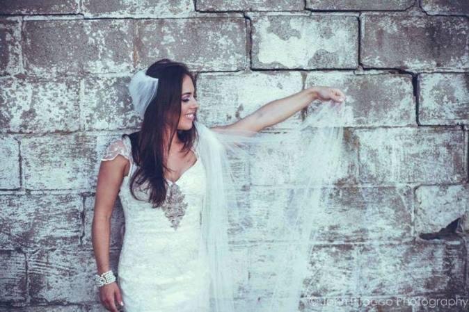 Katrina wedding gown