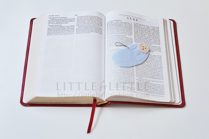 bible verse and ornament-logo