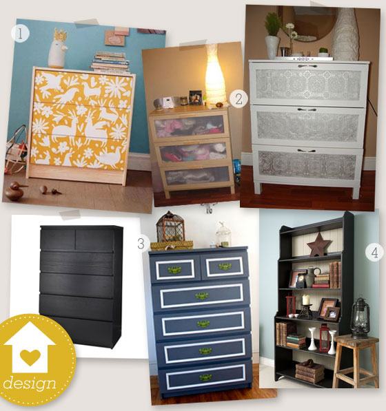 Diy Painted Ikea Furniture Sarah Hearts