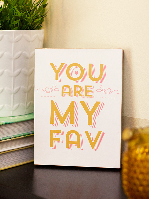 Free Printable Valentine's Posters from Sarah Hearts