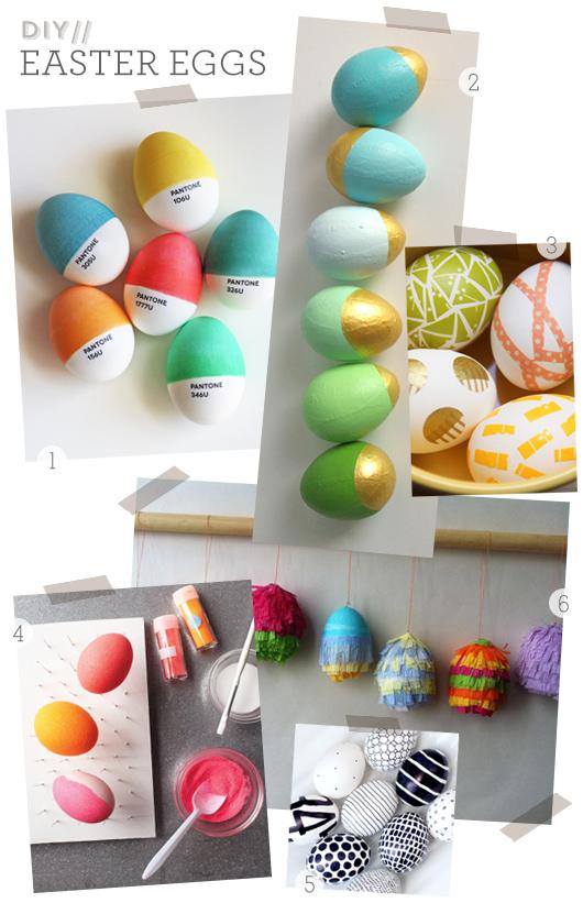 Sarah Hearts | Favorite DIY Easter Eggs