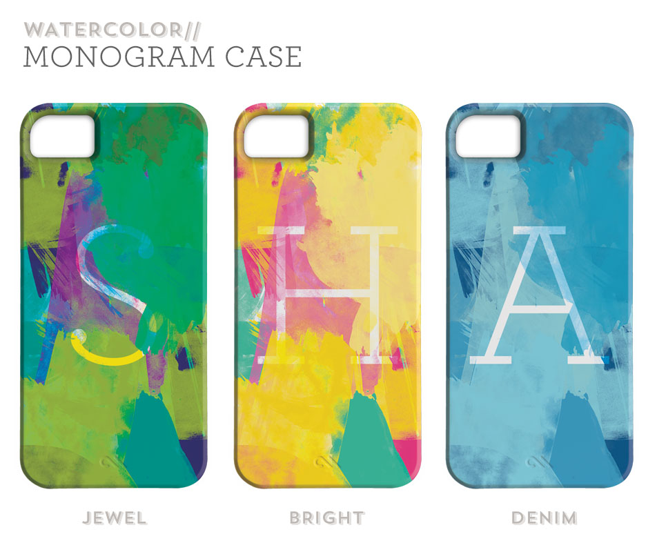 Sarah Hearts | Personalized iPhone 5 Cases