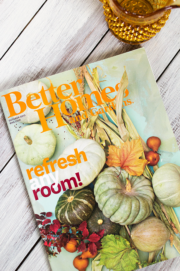 Better Homes & Gardens Feature | Sarah Hearts