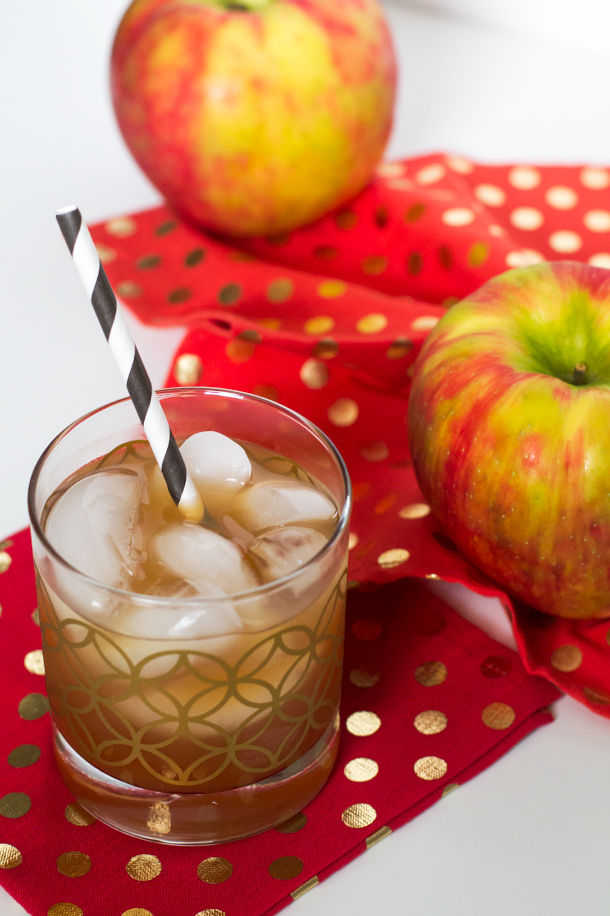 Easy Spiked Apple Recipe