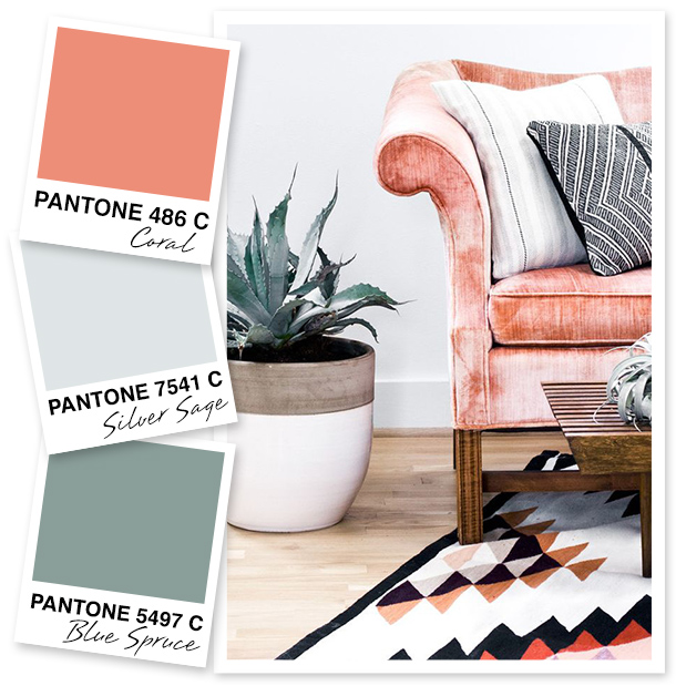 Coral Gray And Blue Spruce Color Palette Sarah Hearts,Printable True Color Personality Test Pdf