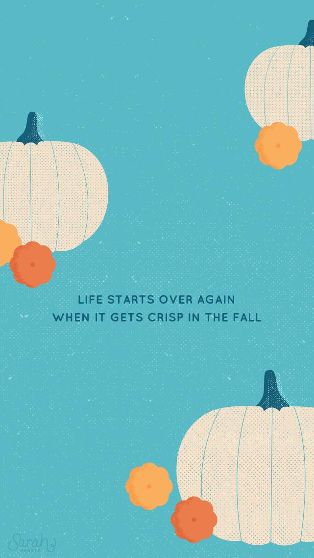 Fall Desktop Wallpaper With Pumpkins October 2014 Calendar Wallpapers Sarah Hearts