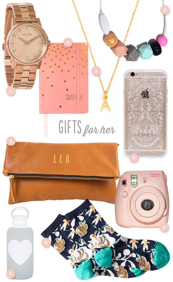 Not sure what to get your bestie, mom, or sister this Christmas? Here are some great affordable and stylish ideas!