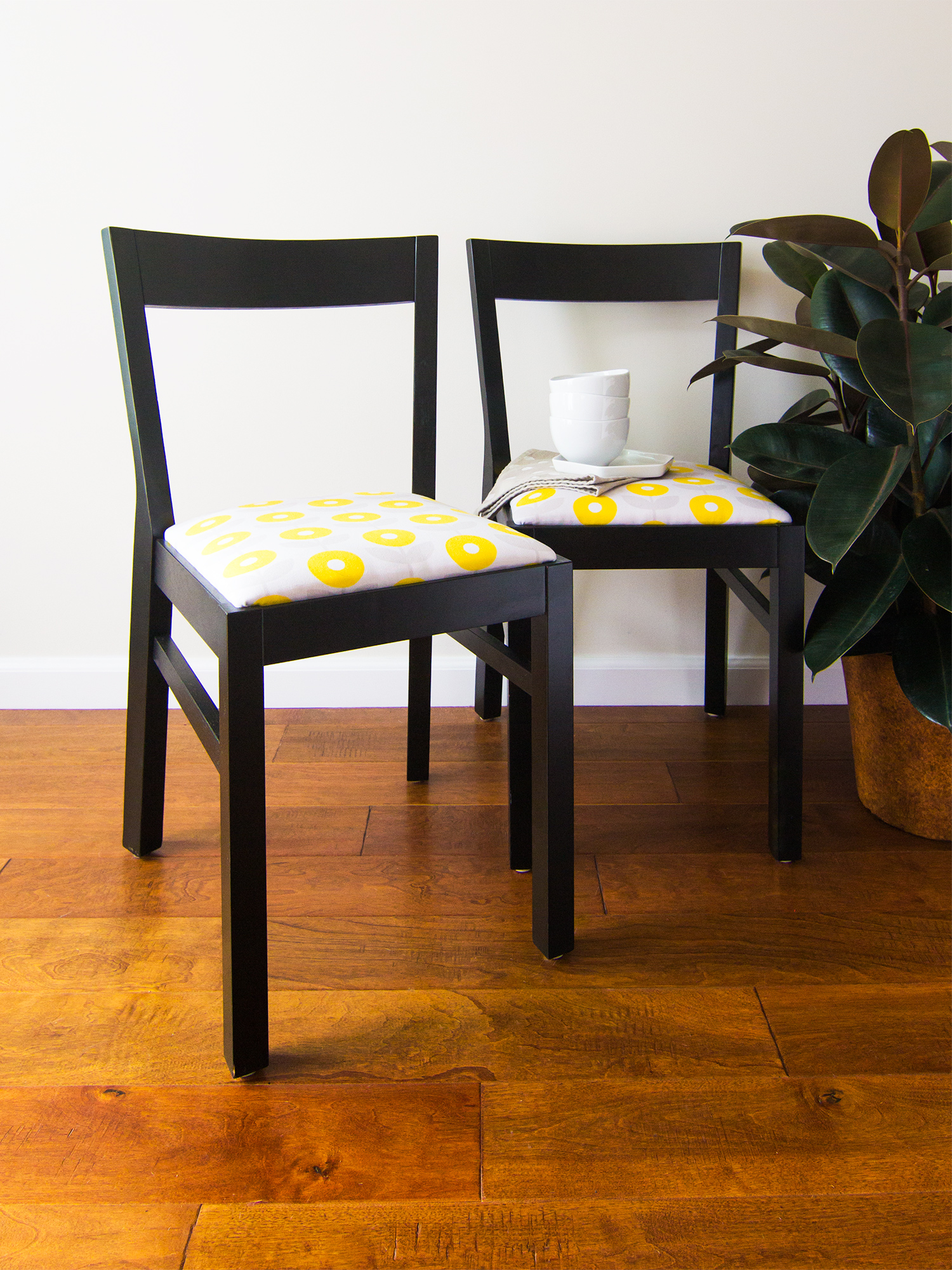 Room Chairs Diy Upholstered Dining Room Chairs Sarah Hearts