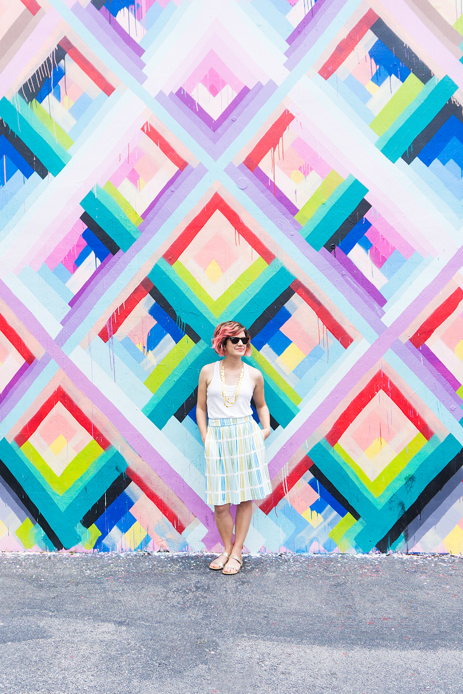 Blogger Sarah Hearts shares her thoughts on turning 30 and what she's learned in the past decade.