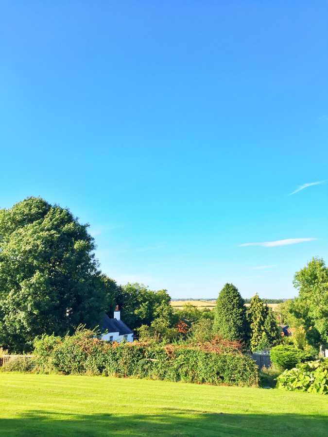 Gorgeous countryside in Foxton, Leicestershire England