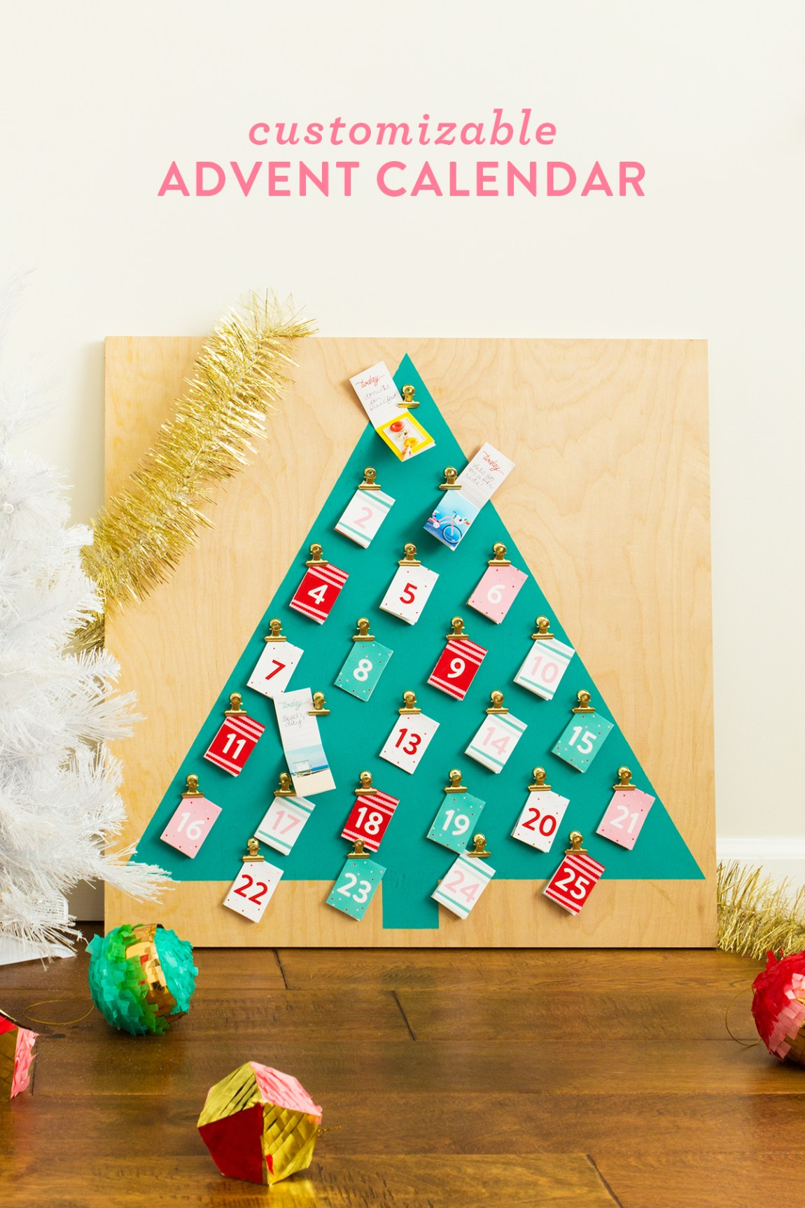 Get ready for Christmas and print out this adorable advent calendar! Add your own photos inside each card with @AdobeElements. #ElementsCreators #sponsored