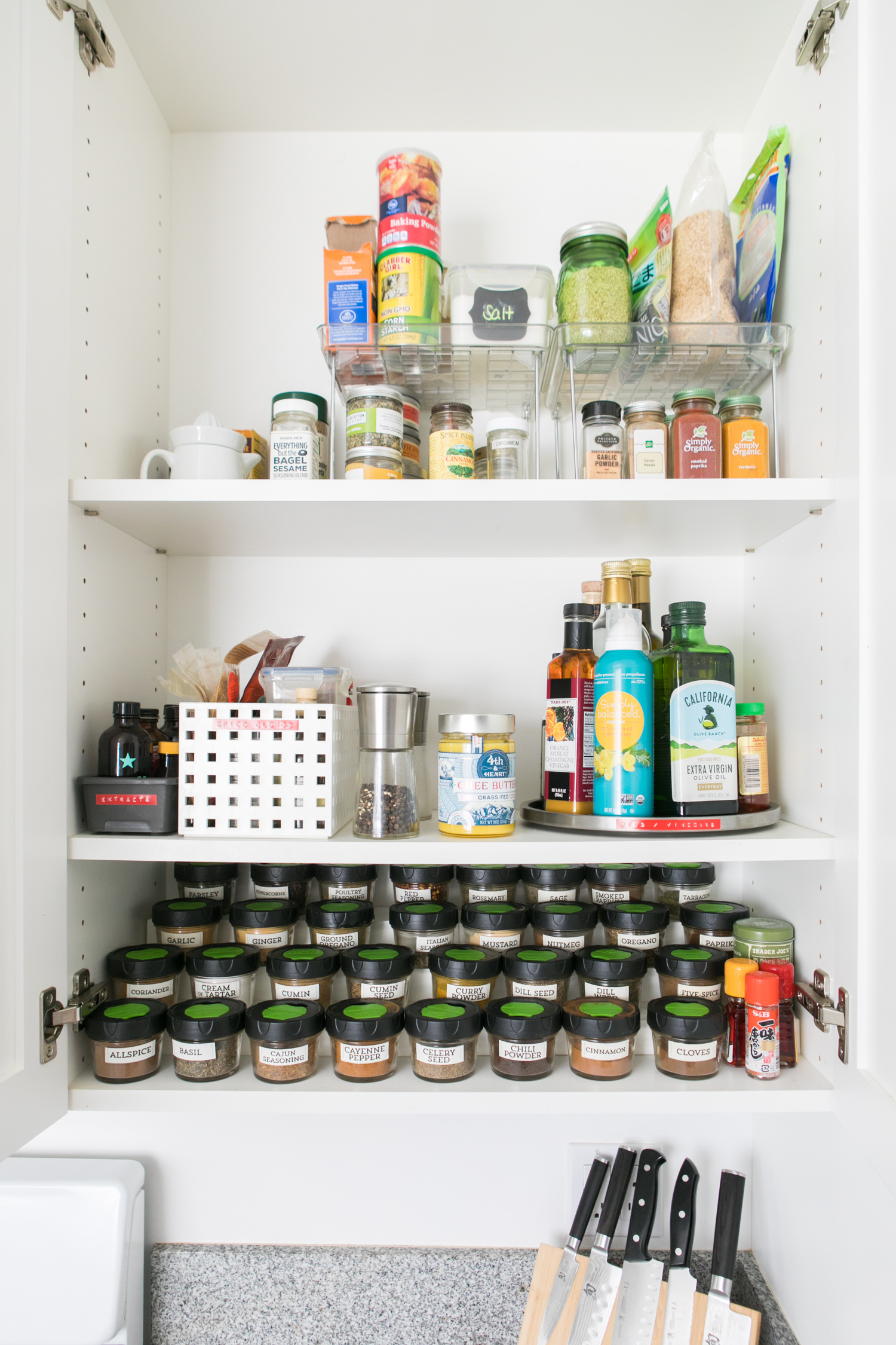 Whenever Friends Come Over For Dinner, The Area Of The Kitchen That Gets  The Most Oohs And Ahhs Is The Spice Cabinet. And To Continue On My Kitchen  ...