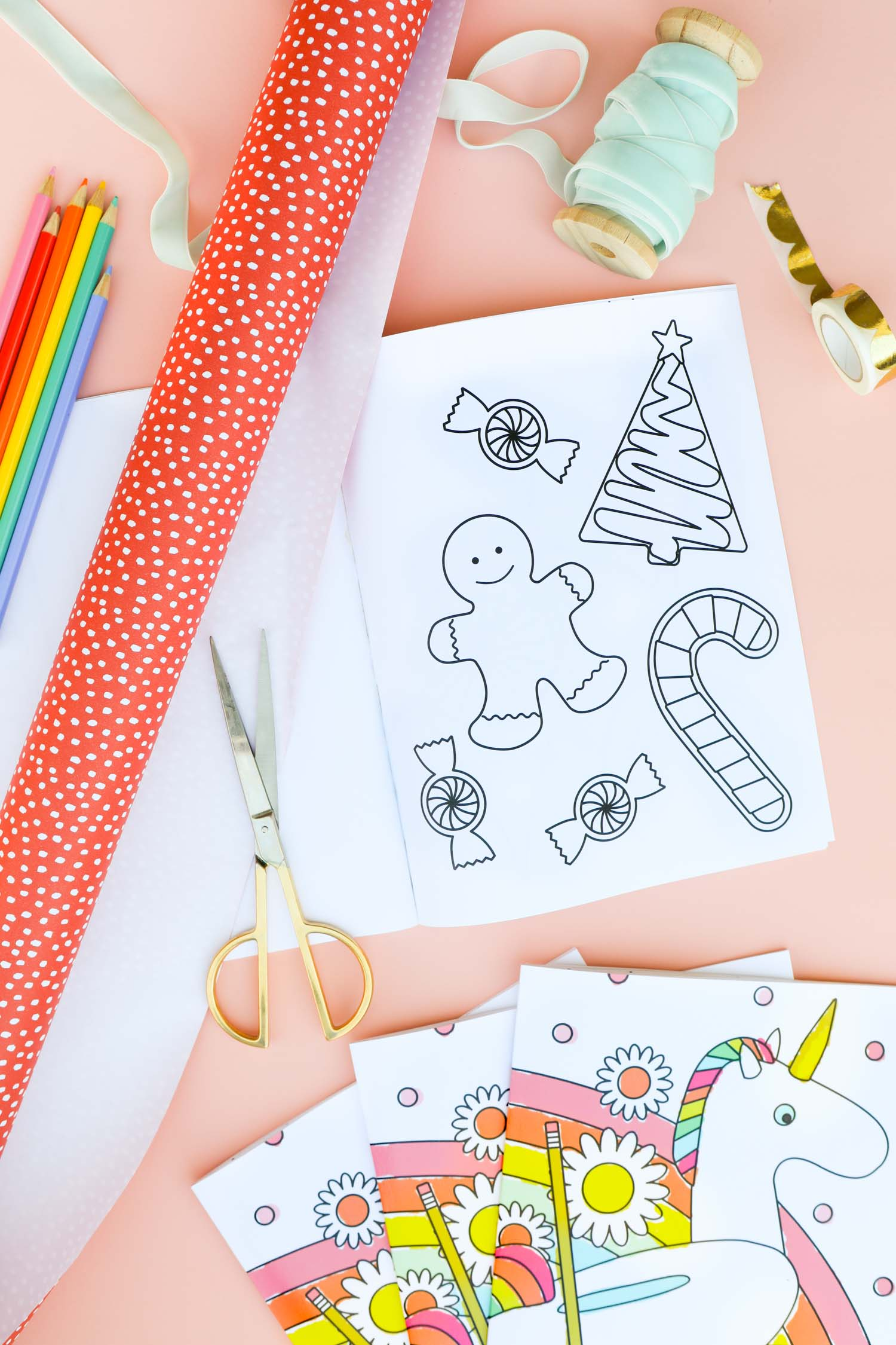 DIY Coloring Book with Blurb - Sarah Hearts