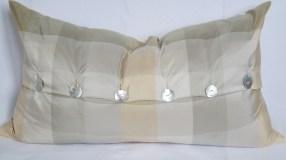 Pocket pillow $35 + materials