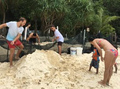 Conservation and tourism Bubbles way