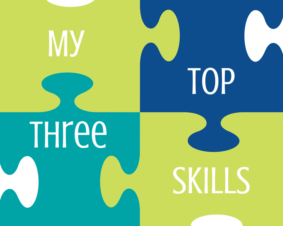 My Top Three Skills (A Parody)