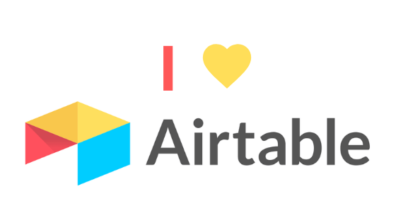 I'm In Love With Airtable