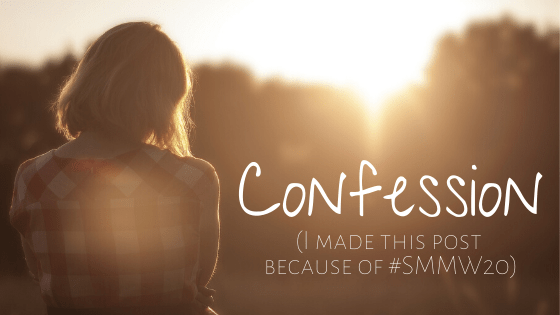 Confession (1)
