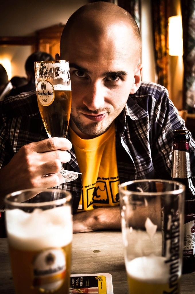 Krombacher Beer Heaven