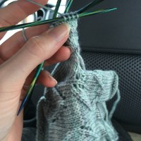 Road Trip Knitting
