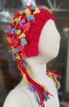 Child's Ponytail Hat