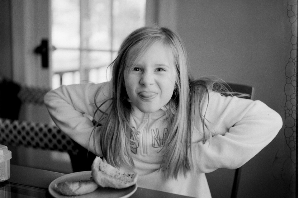 Oh the days of film | Saco Maine Portrait Photographer