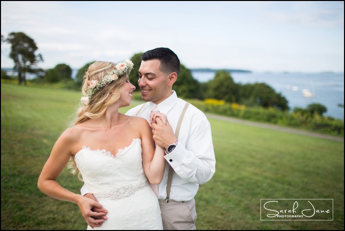 Jordan + Markos | The Portland Company Wedding