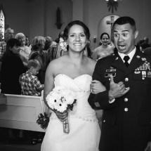 Maine Military Wedding in Belfast