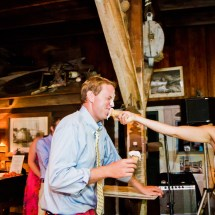 Boothbay Harbor Wedding Ice Cream Smash