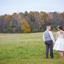 Maine Fall Wedding Photographer