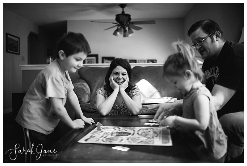 "The ""H"" Family's Slice of Life Session 