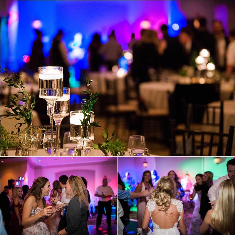 Union Bluff's Meeting House Wedding Reception Killcollins Dapper Gents