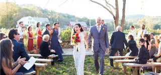 Liz + Kevin's Stonewall Farm Wedding | New Hampshire Wedding Photographer