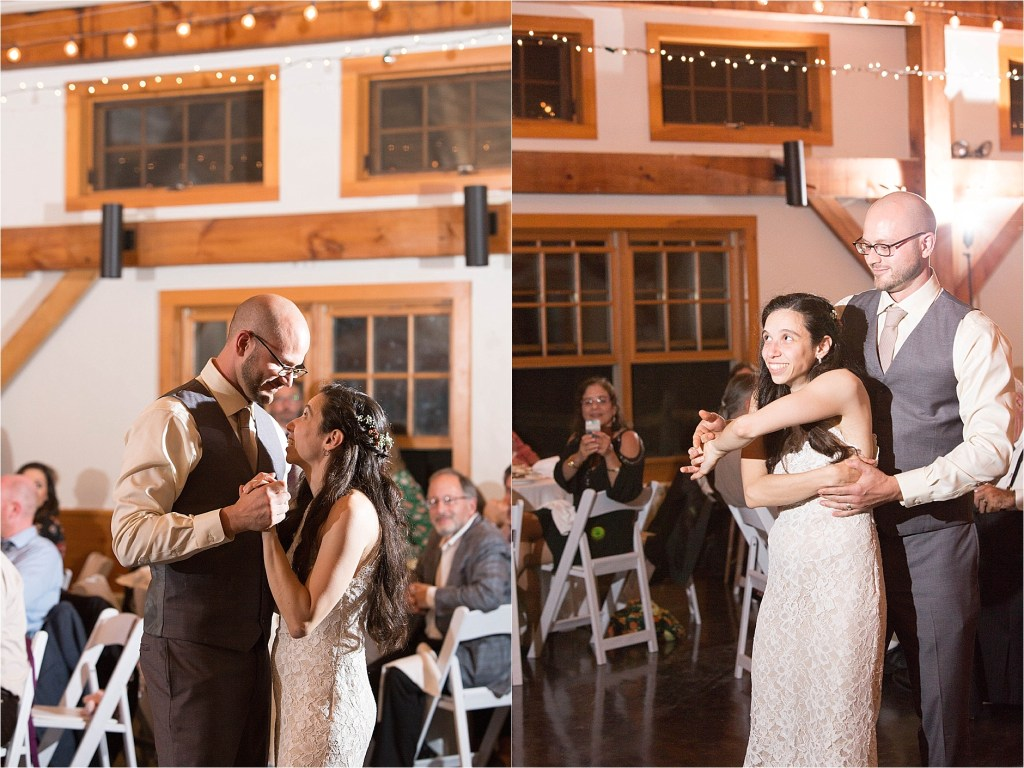 First Dance at Stonewall Farm