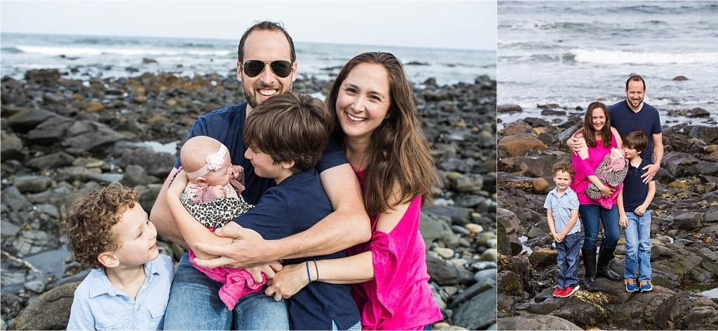 York Maine Family Vacation