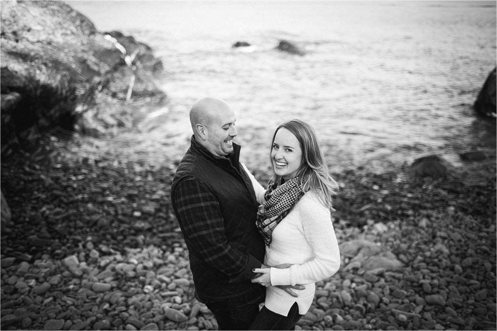 Engagement Pictures on the Ocean