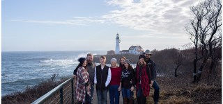 Fort Williams Park and Portland Headlight