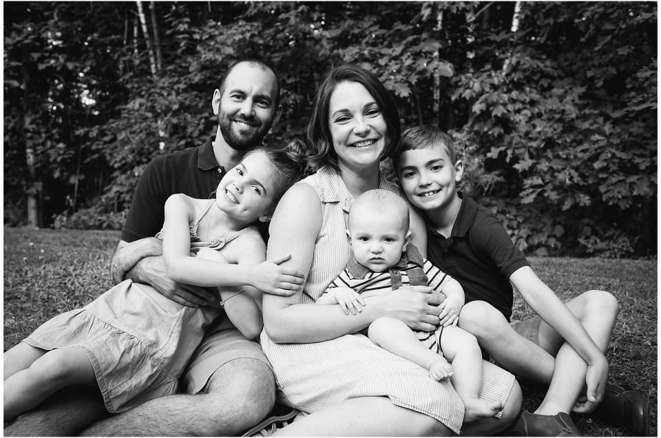 Saco Maine Family Photographer | The N Family