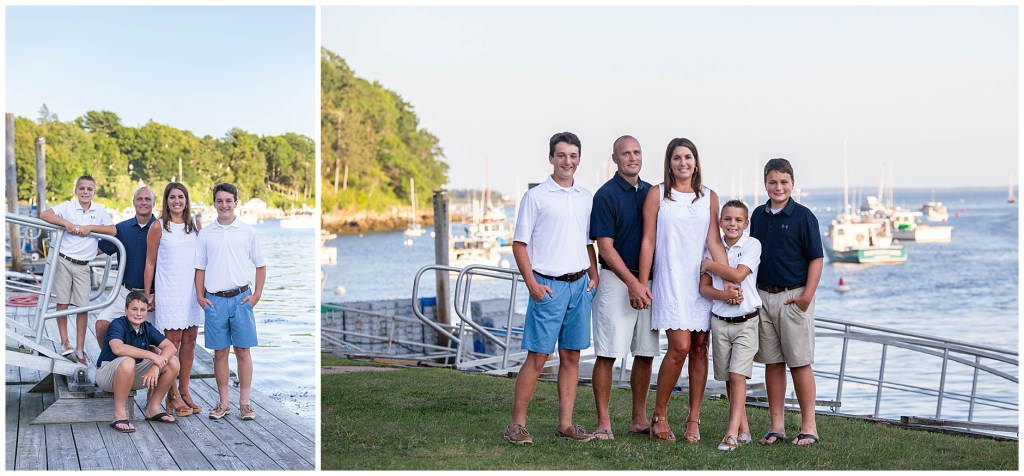 Rockport Maine Family Photographer
