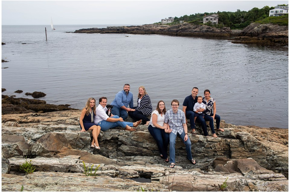 Perkins Cove Photo Session | Sarah Jane Photography